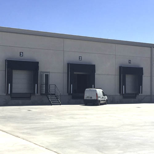 Muelles de carga doorfrig - Muelles de puertas ...