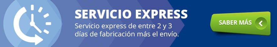 Servicio Express 2-3 días