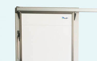 Puerta frigorífica corredera DC1 | Comercial