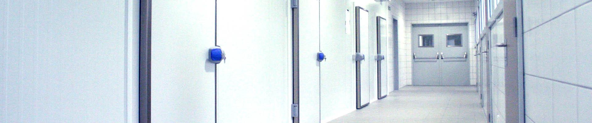 Puertas frigoríficas Doorfrig