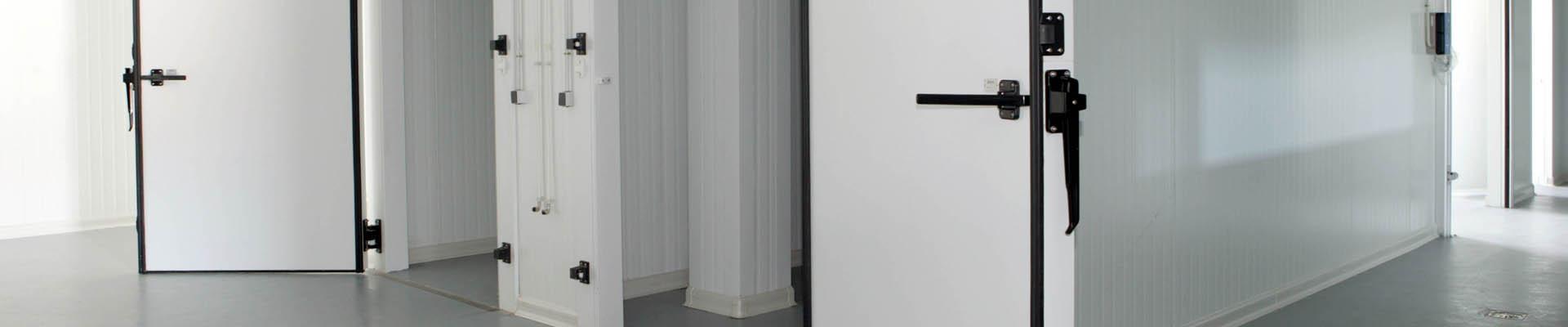 Cold-storage doors