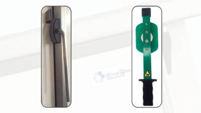 Sliding Cold-Storage Door DC1 | Commercial