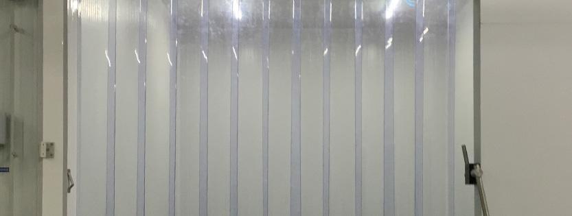 Lamas PVC para cámaras frigoríficas