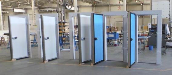 puertas frigorificas