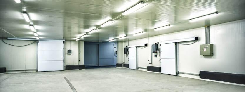 Partes y funcionamiento de una cámara frigorífica | Doorfrig