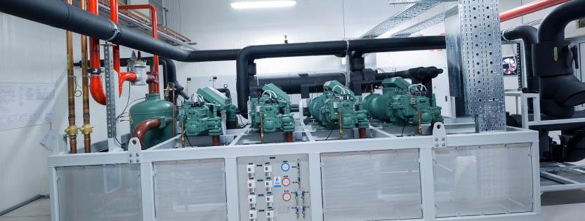 El uso del compresor en la refrigeración | Doorfrig