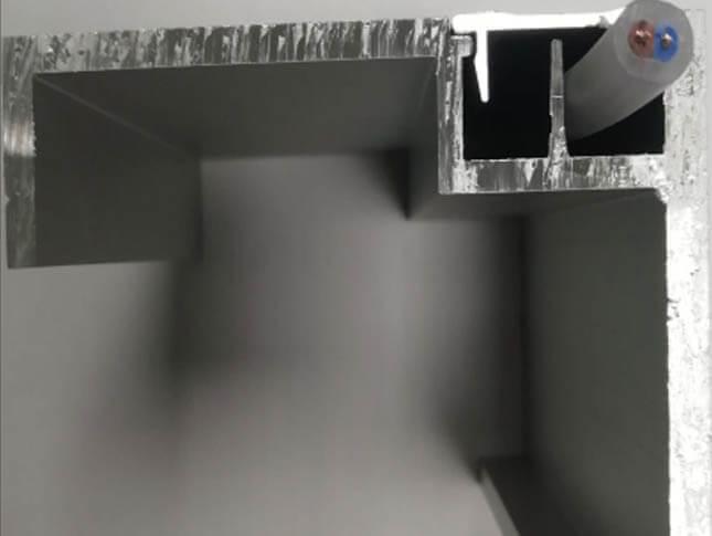 Puerta frigorífica corredera DC2 | Industrial