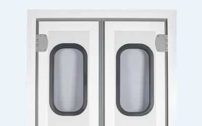 Puerta batiente DB1 - 2 hojas